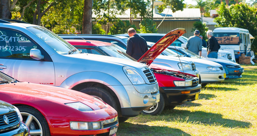 Saturday Coffs Car Market
